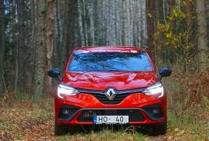 Travelnews.lv apceļo Latviju ar jauno piektās paaudzes «Renault Clio TCe 130» 27