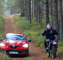 Travelnews.lv apceļo Latviju ar jauno piektās paaudzes «Renault Clio TCe 130» 28