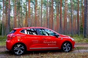 Travelnews.lv apceļo Latviju ar jauno piektās paaudzes «Renault Clio TCe 130» 30