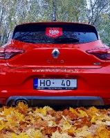 Travelnews.lv apceļo Latviju ar jauno piektās paaudzes «Renault Clio TCe 130» 43