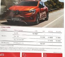Travelnews.lv apceļo Latviju ar jauno piektās paaudzes «Renault Clio TCe 130» 51