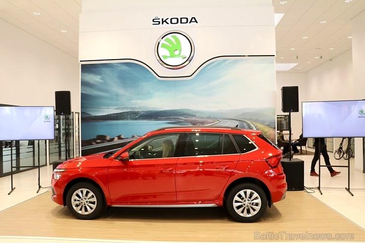 «Green Motors» svin 2 gadu jubileju un prezentē jaunu modeli «Škoda Kamiq»
