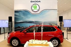 «Green Motors» svin 2 gadu jubileju un prezentē jaunu modeli «Škoda Kamiq» 1