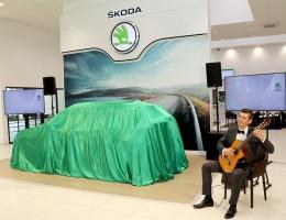 «Green Motors» svin 2 gadu jubileju un prezentē jaunu modeli «Škoda Kamiq» 2
