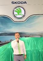 «Green Motors» svin 2 gadu jubileju un prezentē jaunu modeli «Škoda Kamiq» 5