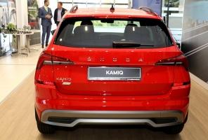 «Green Motors» svin 2 gadu jubileju un prezentē jaunu modeli «Škoda Kamiq» 14