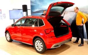 «Green Motors» svin 2 gadu jubileju un prezentē jaunu modeli «Škoda Kamiq» 19