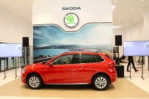 «Green Motors» svin 2 gadu jubileju un prezentē jaunu modeli «Škoda Kamiq» 28