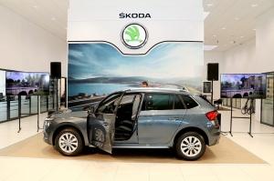«Green Motors» svin 2 gadu jubileju un prezentē jaunu modeli «Škoda Kamiq» 29