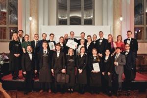 Rīgā norisinājās Baltijas labāko vīnziņu konkurss Vana Tallinn Grand Prix 2019, kurā par labākā vīnziņa un labākā jaunā vīnziņa titulu cīnījās pretend 1