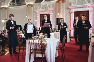 Rīgā norisinājās Baltijas labāko vīnziņu konkurss Vana Tallinn Grand Prix 2019, kurā par labākā vīnziņa un labākā jaunā vīnziņa titulu cīnījās pretend 3