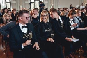 Rīgā norisinājās Baltijas labāko vīnziņu konkurss Vana Tallinn Grand Prix 2019, kurā par labākā vīnziņa un labākā jaunā vīnziņa titulu cīnījās pretend 4