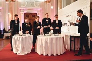 Rīgā norisinājās Baltijas labāko vīnziņu konkurss Vana Tallinn Grand Prix 2019, kurā par labākā vīnziņa un labākā jaunā vīnziņa titulu cīnījās pretend 18