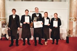 Rīgā norisinājās Baltijas labāko vīnziņu konkurss Vana Tallinn Grand Prix 2019, kurā par labākā vīnziņa un labākā jaunā vīnziņa titulu cīnījās pretend 25