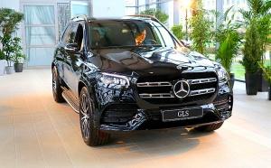 «Domenikss» medijiem prezentē jaunās paaudzes «Mercedes Benz GLS» apvidus automobili 8