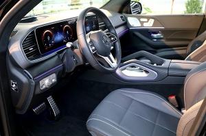 «Domenikss» medijiem prezentē jaunās paaudzes «Mercedes Benz GLS» apvidus automobili 11