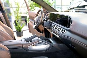 «Domenikss» medijiem prezentē jaunās paaudzes «Mercedes Benz GLS» apvidus automobili 12