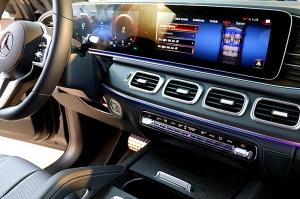 «Domenikss» medijiem prezentē jaunās paaudzes «Mercedes Benz GLS» apvidus automobili 14