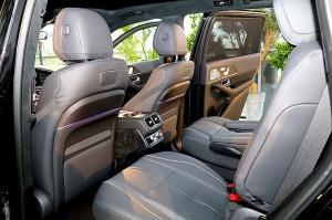 «Domenikss» medijiem prezentē jaunās paaudzes «Mercedes Benz GLS» apvidus automobili 19