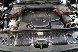 «Domenikss» medijiem prezentē jaunās paaudzes «Mercedes Benz GLS» apvidus automobili 21