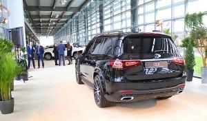 «Domenikss» medijiem prezentē jaunās paaudzes «Mercedes Benz GLS» apvidus automobili 24
