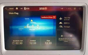 Travelnews.lv ar lidsabiedrību «Turkish Airlines» lido Rīga - Stambula - Dubaija 2