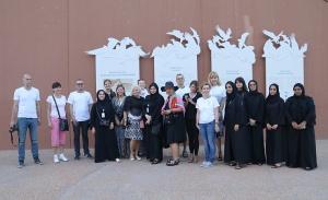 Travelnews.lv apmeklē plēsējputnu centru «Kalba Bird of Prey Centre» Šārdžas emirātā. Atbalsta: VisitSharjah.com un Novatours.lv 5