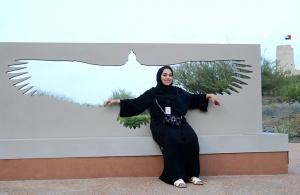 Travelnews.lv apmeklē plēsējputnu centru «Kalba Bird of Prey Centre» Šārdžas emirātā. Atbalsta: VisitSharjah.com un Novatours.lv 40