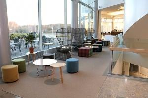 Travelnews.lv 29.10.2019 apmeklē tūristiem nepieejamo kafijas rūpnīcu «Paulig» un uzņēmuma muzeju Helsinkos 6