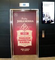 Travelnews.lv 29.10.2019 apmeklē tūristiem nepieejamo kafijas rūpnīcu «Paulig» un uzņēmuma muzeju Helsinkos 8