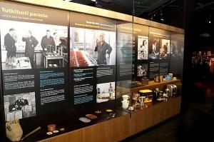 Travelnews.lv 29.10.2019 apmeklē tūristiem nepieejamo kafijas rūpnīcu «Paulig» un uzņēmuma muzeju Helsinkos 33