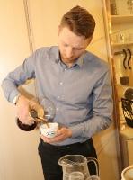 Travelnews.lv Helsinkos apmeklē «Paulig» kafijas grauzdētavu un kafejnīcu «Kulma» 32