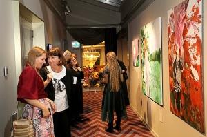 Viesnīcā «Grand Poet by Semarah Hotels» jaunā māksliniece Kristīne Rublovska atklāj personālizstādi 3