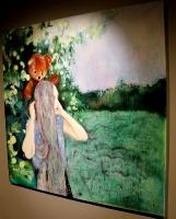 Viesnīcā «Grand Poet by Semarah Hotels» jaunā māksliniece Kristīne Rublovska atklāj personālizstādi 11