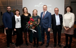 Viesnīcā «Grand Poet by Semarah Hotels» jaunā māksliniece Kristīne Rublovska atklāj personālizstādi 16