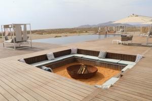 Travelnews.lv ar nakšņojumu iepazīst burvīgu vietu uz salas «Kingfisher Lodge». Atbalsta: VisitSharjah.com un Novatours.lv 70