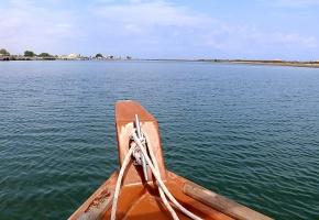 Travelnews.lv ar nakšņojumu iepazīst burvīgu vietu uz salas «Kingfisher Lodge». Atbalsta: VisitSharjah.com un Novatours.lv 75