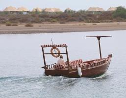 Travelnews.lv ar nakšņojumu iepazīst burvīgu vietu uz salas «Kingfisher Lodge». Atbalsta: VisitSharjah.com un Novatours.lv 80
