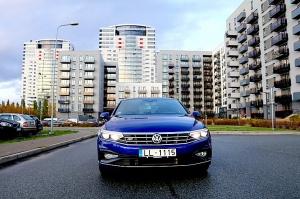 Travelnews.lv apceļo Pierīgas reģionu ar jauno «Volkswagen Passat Limo»  «Volkswagen Passat Limo» 2