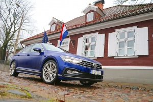 Travelnews.lv apceļo Pierīgas reģionu ar jauno «Volkswagen Passat Limo»  «Volkswagen Passat Limo» 6