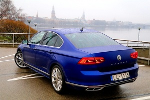 Travelnews.lv apceļo Pierīgas reģionu ar jauno «Volkswagen Passat Limo»  «Volkswagen Passat Limo» 12