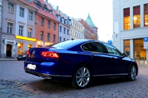 Travelnews.lv apceļo Pierīgas reģionu ar jauno «Volkswagen Passat Limo»  «Volkswagen Passat Limo» 15