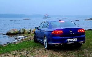 Travelnews.lv apceļo Pierīgas reģionu ar jauno «Volkswagen Passat Limo»  «Volkswagen Passat Limo» 34