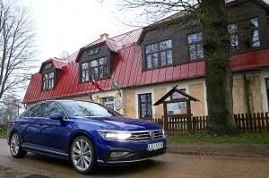 Travelnews.lv apceļo Pierīgas reģionu ar jauno «Volkswagen Passat Limo»  «Volkswagen Passat Limo» 38
