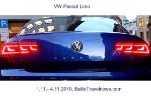 Travelnews.lv apceļo Pierīgas reģionu ar jauno «Volkswagen Passat Limo»  «Volkswagen Passat Limo» 45