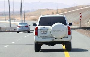 Travelnews.lv iepazīst Šārdžas emirāta lieliskos lielceļus ar 120 km/h. Atbalsta: VisitSharjah.com un Novatours.lv 22