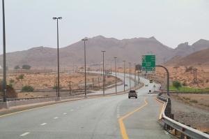 Travelnews.lv iepazīst Šārdžas emirāta lieliskos lielceļus ar 120 km/h. Atbalsta: VisitSharjah.com un Novatours.lv 30