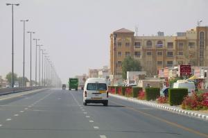 Travelnews.lv iepazīst Šārdžas emirāta lieliskos lielceļus ar 120 km/h. Atbalsta: VisitSharjah.com un Novatours.lv 37