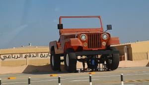 Travelnews.lv iepazīst Šārdžas emirāta lieliskos lielceļus ar 120 km/h. Atbalsta: VisitSharjah.com un Novatours.lv 41