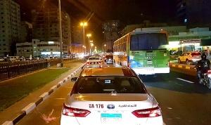 Travelnews.lv iepazīst Šārdžas emirāta lieliskos lielceļus ar 120 km/h. Atbalsta: VisitSharjah.com un Novatours.lv 45